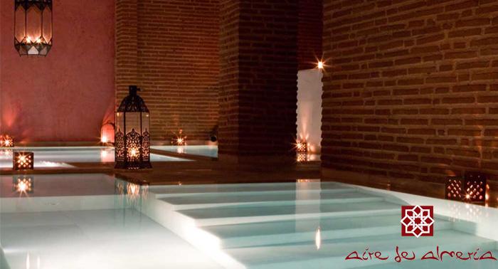 Baños Arabes Almeria | Emociom Almeria Circuito Termal Con Aromaterapia Te Y Zumo De