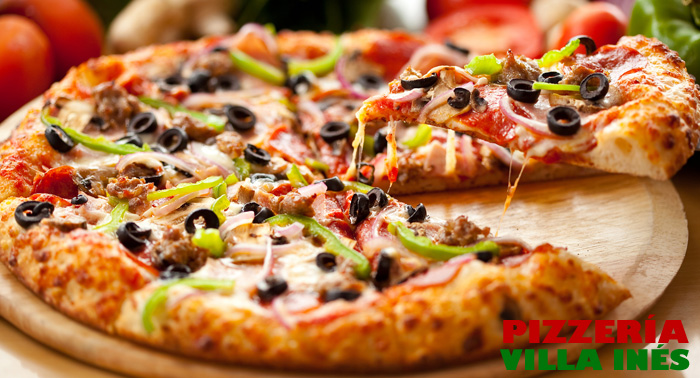 Pide tu gran pizza italiana y Refresco de 2L desde sólo 5.40€