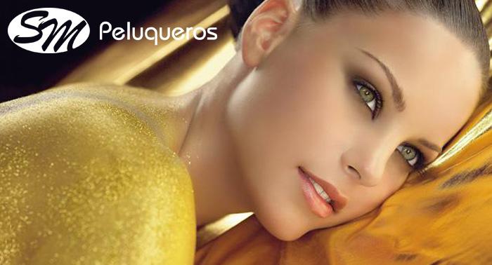 Tratamiento magnético equilibrante de Oro con Imanes naturales ¡Piel lisa, luminosa y joven!
