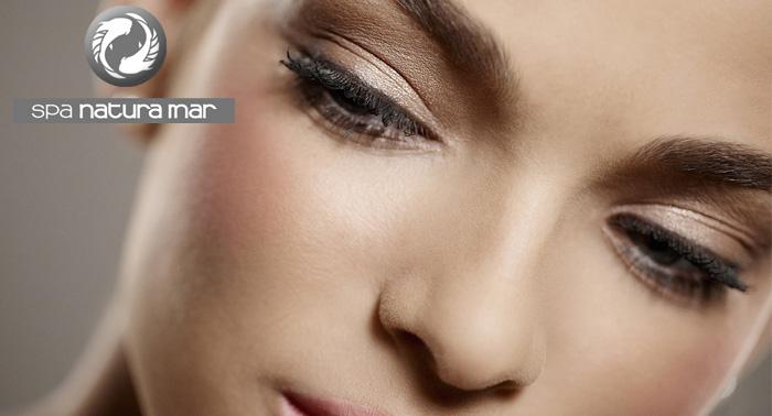 Regala una mirada que enamora, Permanente de pestañas + tinte + depilación cejas