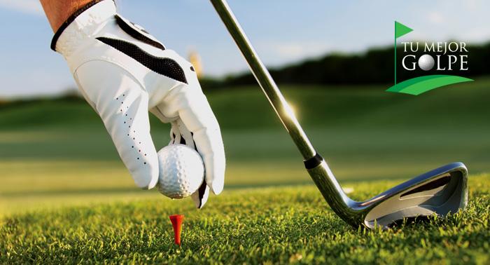 Aprende a jugar al golf:  Bautismo de Golf y 120 Bolas extra para practicar en el Club