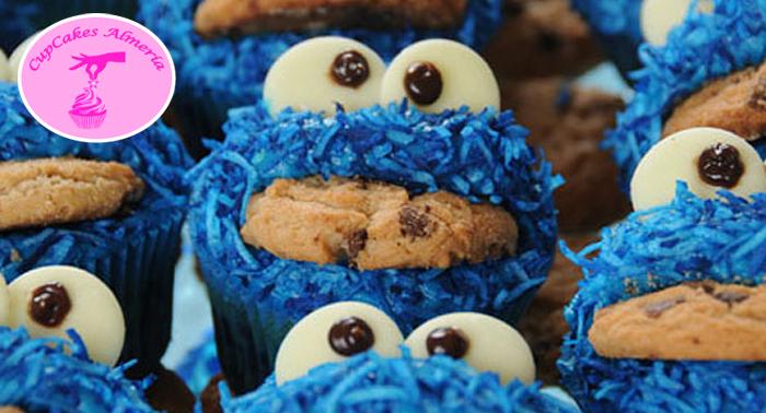 Curso de 4h de Galletas o Cupcakes Decoradas con caja de 6 postres para casa