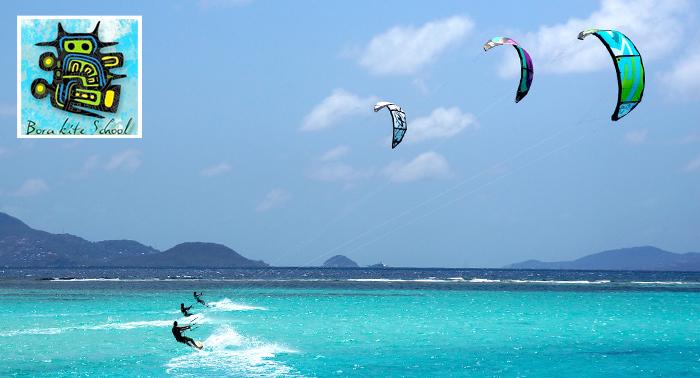 Descubre el deporte de moda y diviértete, curso de iniciación al KiteSurf, grupos de 4 pers. máximo