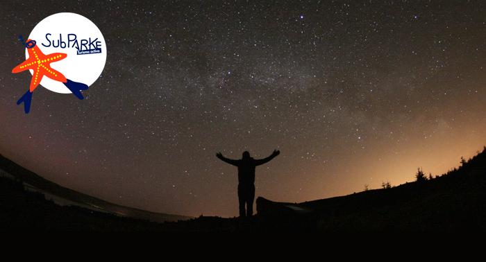 Senderismo Nocturno en el Parque Natural + Observación de las Estrellas