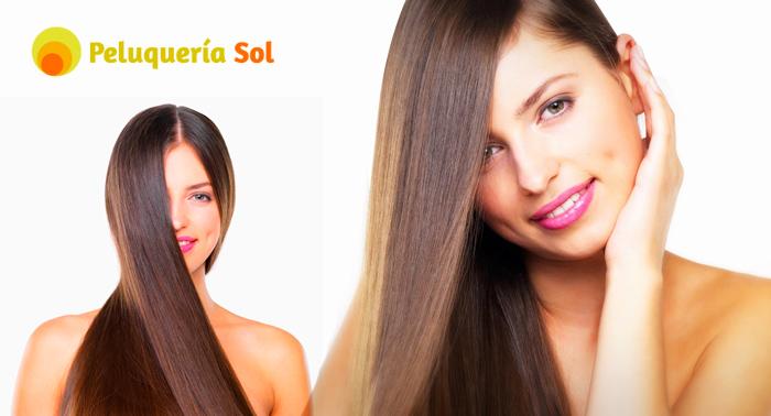 ¡La melena de tus sueños! Tratamiento con queratina 3D + Peinado y con opción a corte desde 25€