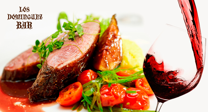 Delicioso menú de carne o pescado + entrante y bebida muy cerca de la playa