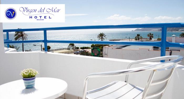 Vacaciones en Mojácar: Alojamiento para 2 personas en habitación doble desde sólo 32€!!