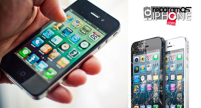 Repara o cambia la pantalla de tu iPhone o iPad y, ¡¡¡estrena dispositivo de nuevo!!!