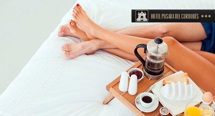 Hotel rural con encanto en Cazorla: Alojamiento, Desayuno Buffet, y Tapeo, para 2 personas