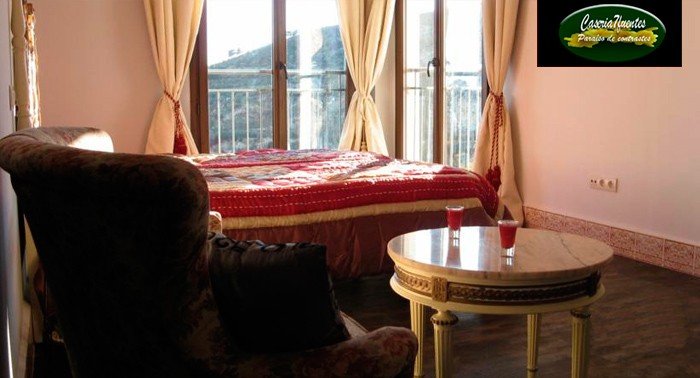 Hotel rural en Cazorla: 2 noches Alojamiento, Desayuno, 2 cenas y degustación embutidos típicos