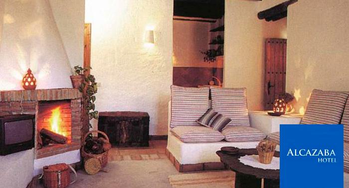 Alojamiento en la Alpujarra + desayuno + baño turco, sauna, piscina y gimnasio, opción de cenas