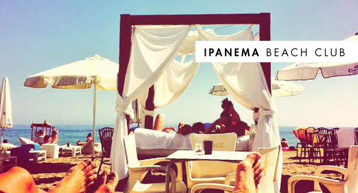 ¡Refresca tu verano! 2 Mojitos en plena playa, en Ipanema Beach Club