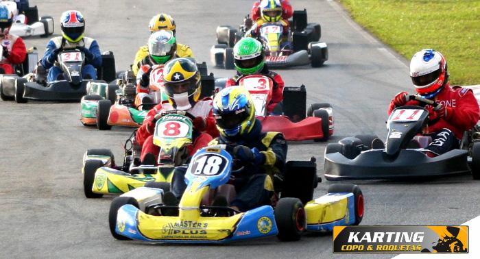 ¡Pura adrenalina y una experiencia única! 2 Tandas de Karts por 15.50€ en Karting Roquetas
