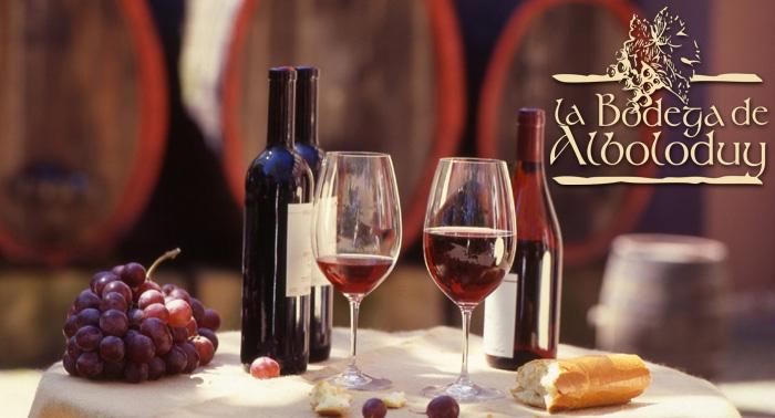 Fiesta de la VENDIMIA de las Bodegas de Alboloduy, con degustaciones de vinos, mostos, maridaje