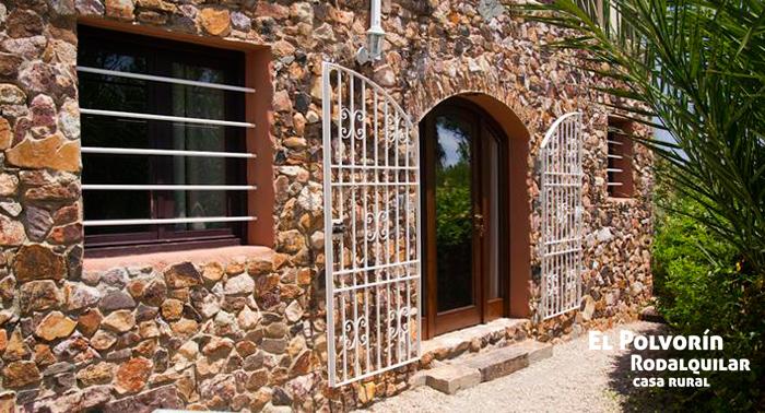 Pasa unos días de relax en esta espectacular casa con encanto  en Rodalquilar!!!