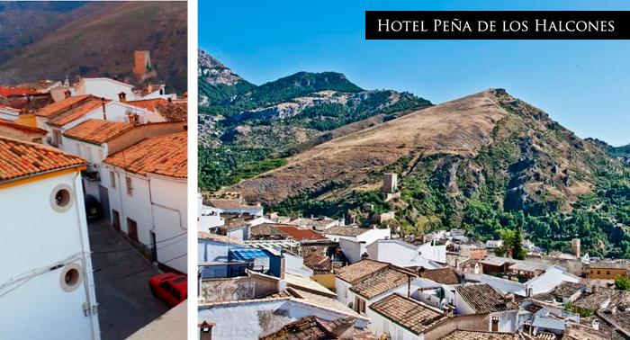 Hotel rural en Cazorla: 2 noches Alojamiento para 2 personas con opción de MP desde 9€ pers/día