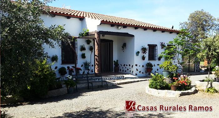 Pasa unos días en esta casa rural con encanto en Los Pedroches!!!