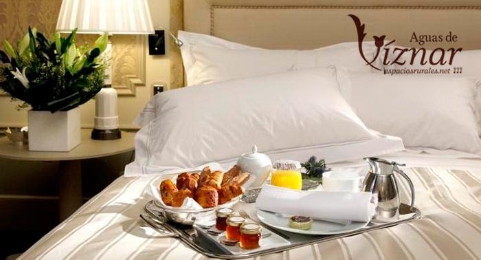 Finde de lujo y romántico: 2 noches de alojamiento en Suite con desayuno para 2 personas