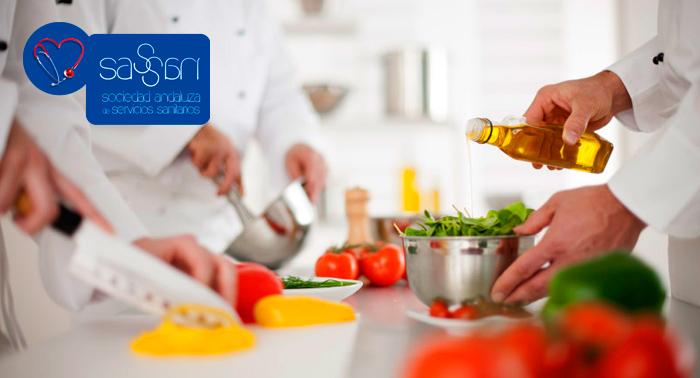¡Curso de Cocina para principiantes! Ten la sartén por el mango y conviértete en un MasterChef.
