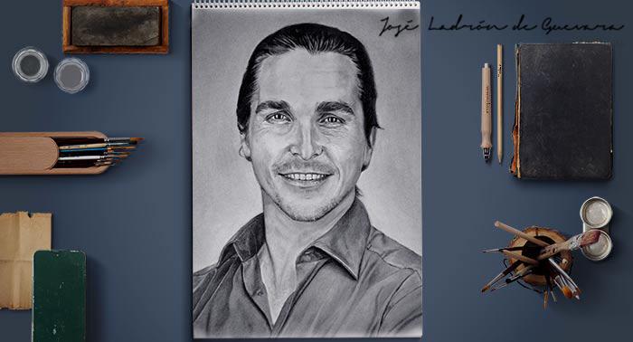Un regalo especial para el Día del Padre: Retratos en carboncillo con la imagen que quieras!!!