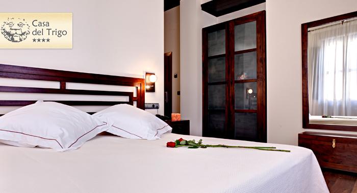Fin de semana romántico para 2 en habitación Junior Suite + Cena MP + Botella de cava