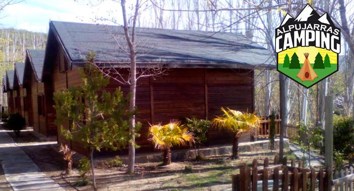 Apúntate a una escapada a la naturaleza: 1 o 2 noches en bungalow para 2 en la Alpujarra