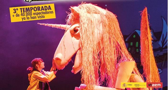 Un mágico musical benéfico infantil se estrena en Almería: La leyenda del Unicornio!