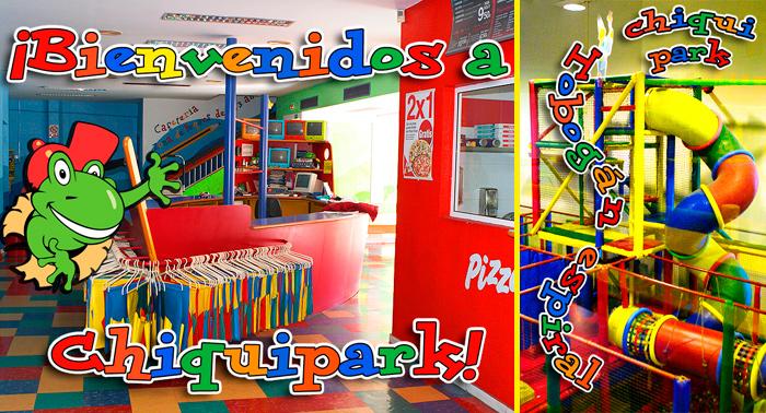 1 Semana, Quincena o Mes de Escuela de Verano ChiquiPark 2015. ¡Para que se lo pasen en grande!