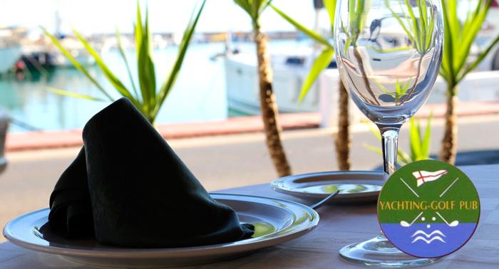 4 Cañas o Vinos + 4 Tapas + Plato de carnes o pescados, en el Puerto Deportivo de Almerimar.