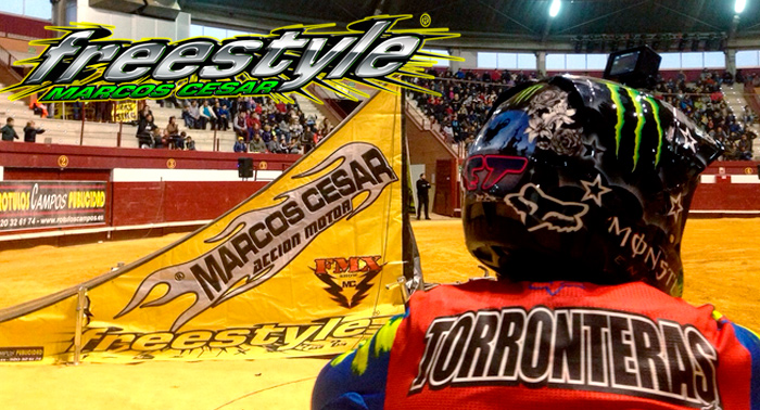Entradas para el Freestyle Marcos César: ¡El espectáculo del motor!