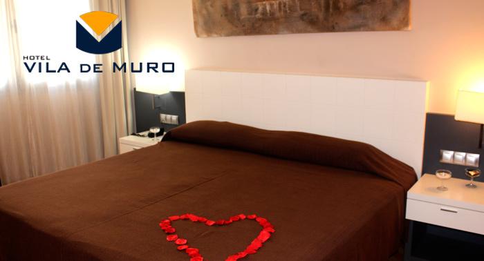 Sorprende a tu pareja: Alojamiento, Cena, Detalles románticos....en Muro de Alcoy, Alicante!!!