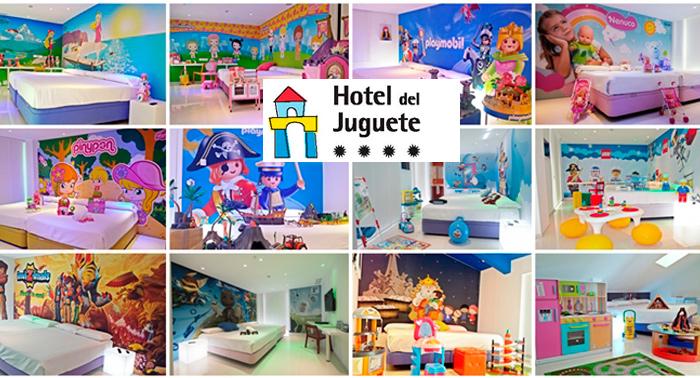 Conoce un lugar mágico...para adultos y niños: El Hotel del Juguete en Ibi, Alicante.