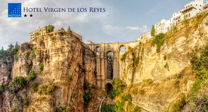 Tu escapada en Ronda-Málaga: 1 o 2 Noches + Visitas culturales + Desayunos para 2 personas