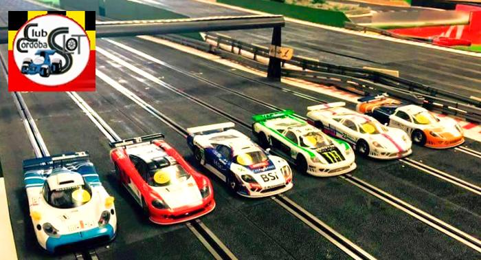 Siente la adrenalina y la velocidad en el circuito, Club Córdoba Slot, serás el mejor piloto!!!