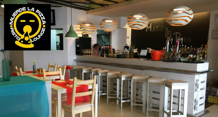 Menú Degustación Italiano: 2 bebidas + 8 tapas italianas + 2 postres sólo 14€, Para 2 personas