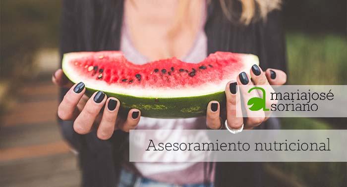 Consulta Personalizada de asesoramiento nutricional + Val. Estado físico y nutricional + Dieta