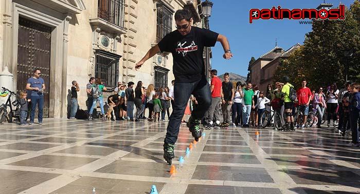 Iniciate al Patinaje en pleno centro de Granada con este bono de 5 ó 10 clases!
