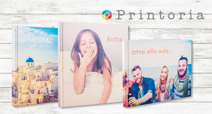 ¡Tus mejores momentos en un Álbum personalizado desde 2€! Un Álbum de Lujo con tus fotos
