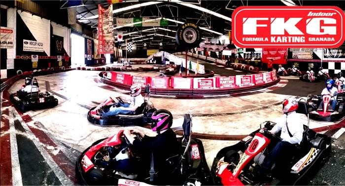 ¡Adrenalina en puro estado! Atrévete con esta sesión de Karting de 2 tandas de 8 minutos