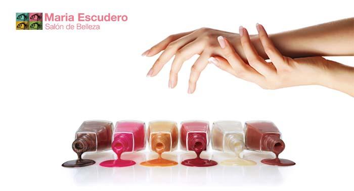 Completo Pack de Belleza: Manicura con permanente, Pedicura o Manicura + Pedicura permanente.