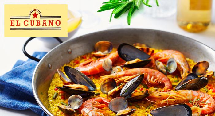 ¡Exclusivo Menú para 2 junto al mar! 2 Entrantes + 2 Principales + Postres + Bebidas o Botella.