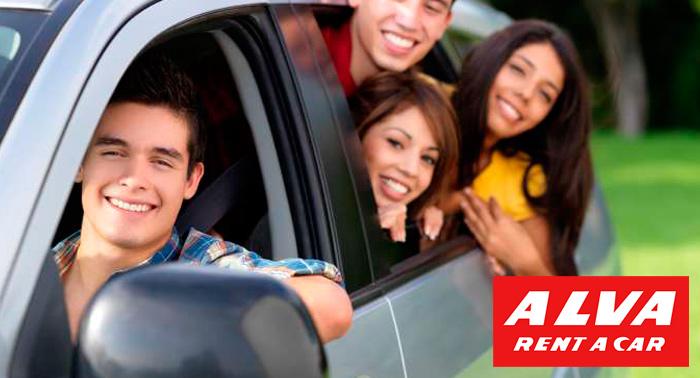 Alquiler de coche para 1 ó 3 días: Turismo, Todo-Terreno, Furgoneta...¡Ideal para tu escapada!