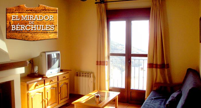 Alojamiento en la Alpujarra para 2 personas con desayuno + visita y opción Media pensión