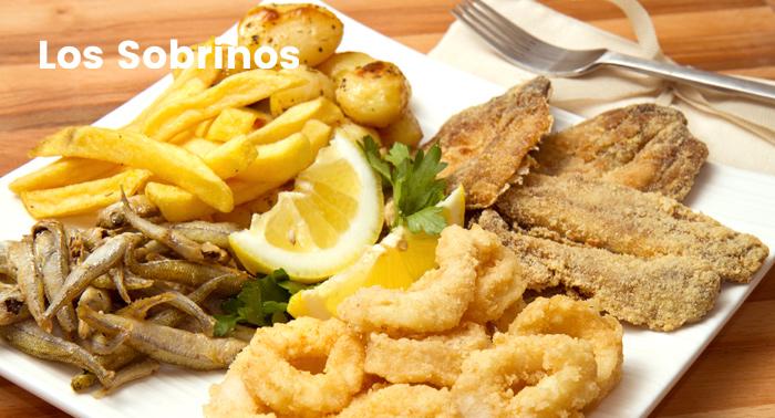 Oferta Flash!!! Para dos personas: 2 Bebidas + Fritura de pescado en el Bar Los Sobrinos