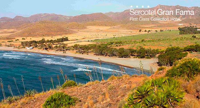 Vacaciones en Almería!! Para dos personas incluye JUNIO Y JULIO por sólo 55€