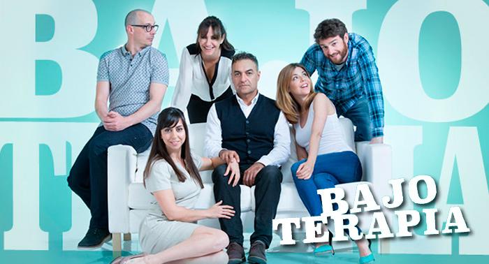 "Entrada para la comedia: ""BAJO TERAPIA"" con Manuela Velasco, Carmen Ruiz, Melani Olivares..."