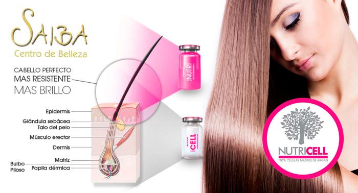 Tratamiento Nutricell ¡Regenera tu cabello!