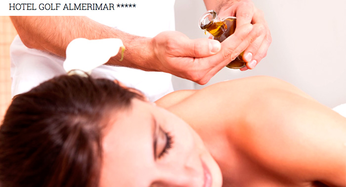 ¡Experiencia 5 Estrellas! Circuito Spa con opción a Masaje con Aromaterapia