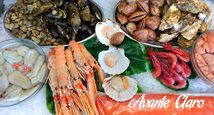 6 Cañas o Tinto o Mosto + 6 Tapas, ¡El mejor marisco y pescado en tu plato!