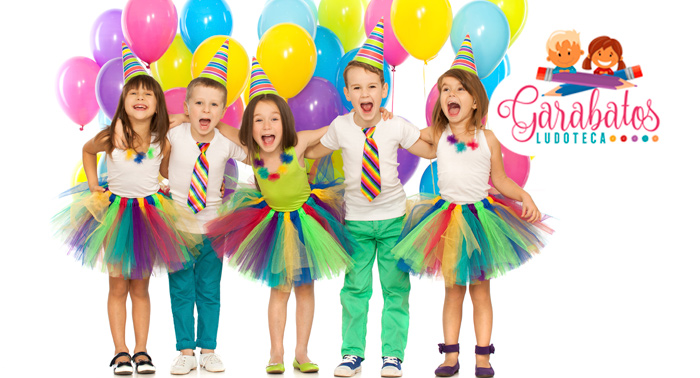1 Semana de Escuela de Verano en Ludoteca Garabatos ¡Que no se aburra este verano!